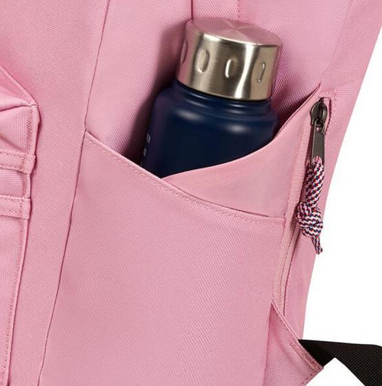 Upbeat Rucksack Zip 42,5 cm pink gelato