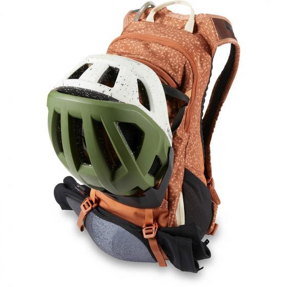 Women's Syncline 12 L Bike Rucksack mit 3 L Trinksystem 46 cm sparrow