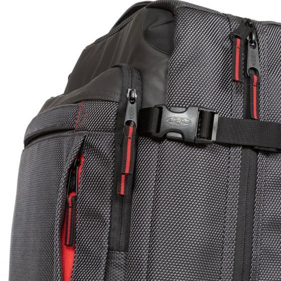Tranzpack CNNCT Reiserucksack 15'' 50 cm cnnct accent grey