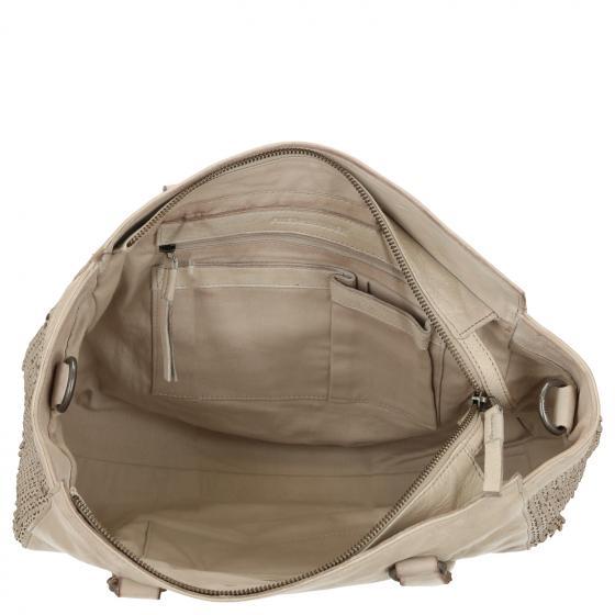FREDsBRUDER Drill Handtasche 39 cm black