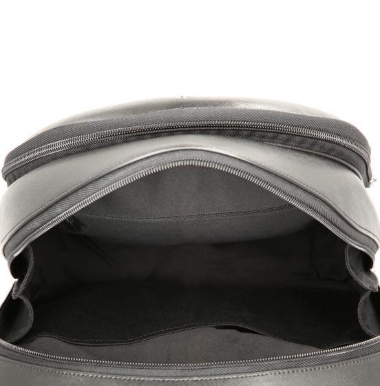 """Sartorial Rucksack groß mit 3 Hauptfächern Laptopfach 15"""" black"""