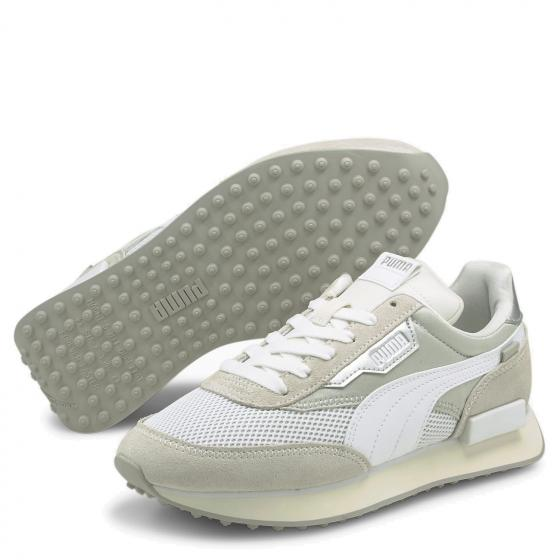 W Future Rider Chrome Sneaker Schuh 375081 39 | vaporous gray/gray violet