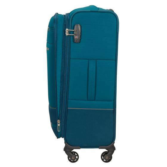 Base Boost 4-Rollen-Trolley 66 cm erweiterbar petrol blue