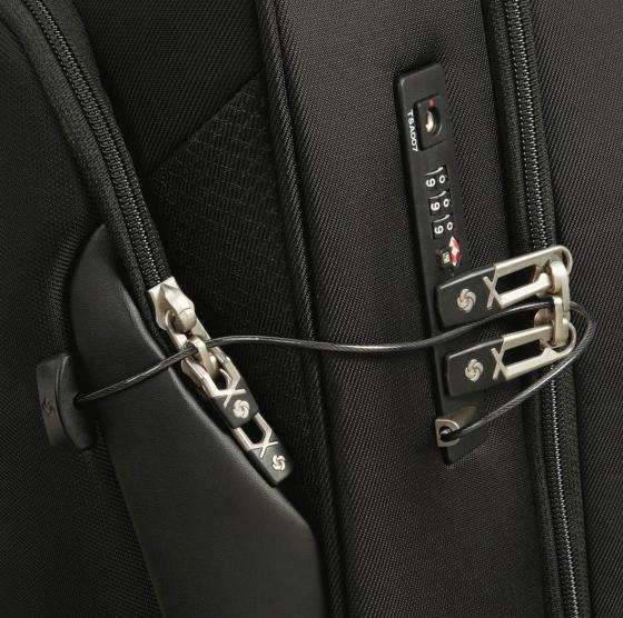X´Blade4.0 4-Rollen-Kleidersack S 51 cm black