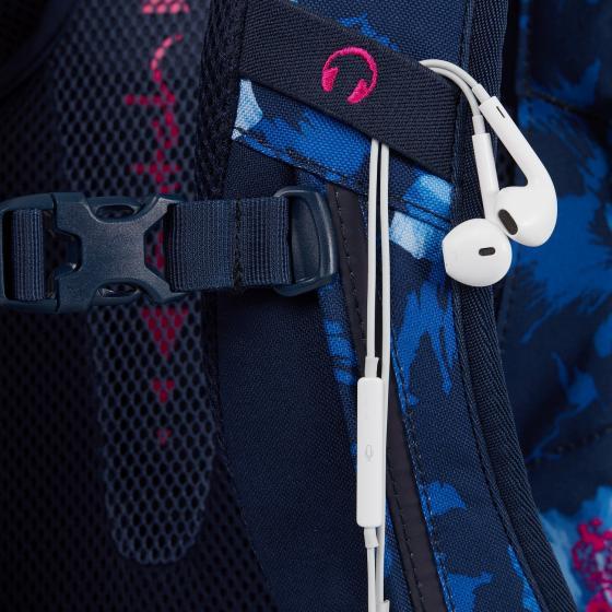 Pack Schulrucksack 45 cm Waikiki Blue