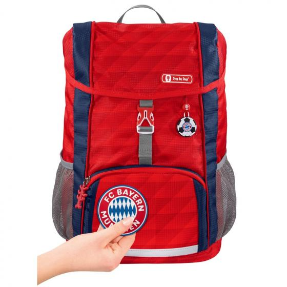 Kid FC Bayern Rucksack-Set 3tlg MiasanMia