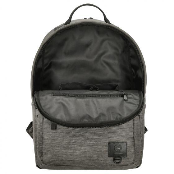 Blackhorse Rucksack mit Laptopfach LVZ 45 cm grey