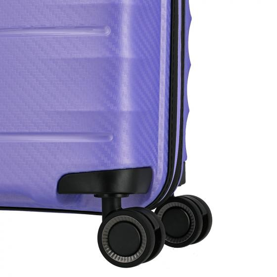 Highlight 4-Rollen-Trolley M 67 cm erweiterbar anthracite