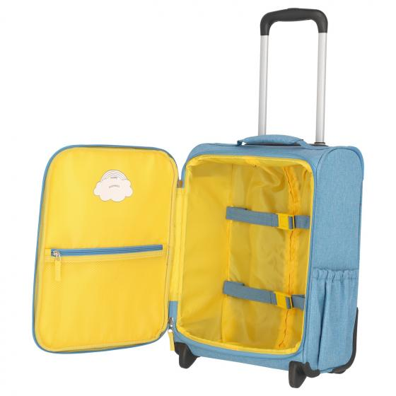 Youngster 2-Rollen-Kindertrolley 44 cm Pirat