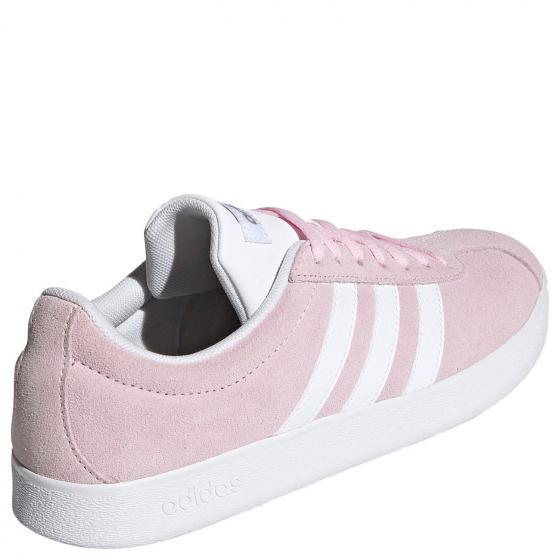 W VL Court 2.0 Sneaker Schuh 2.0 FY8811 38 2/3 | clpink/ftwwht/grefiv