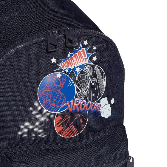 Kids Spiderman Rucksack royal blue