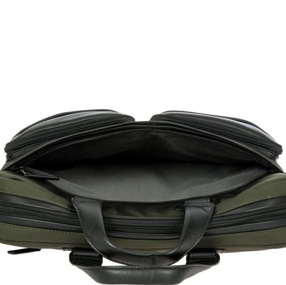 """Monza Laptoptasche 37 cm 14,5"""" olive"""