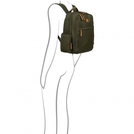 X-Travel Rucksack L 40 cm olive