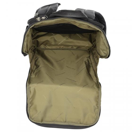 """Brief Laptop-Rucksack L 43 cm 14"""" black"""