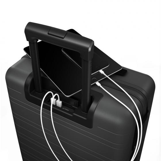 H5 Smart 4-Rollen-Kabinentrolley 55 cm graphite