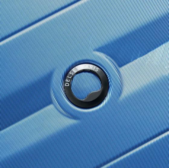 Comete 4-Rollen-Trolley 67 cm hellblau