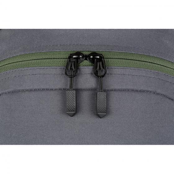 """Stash Laptop-Rucksack 49 cm 15"""" geo green"""