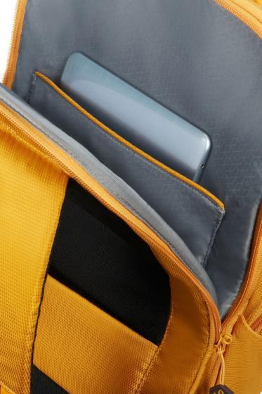 Hexa Packs Laptoprucksack M Exp Work 48 cm dark yellow