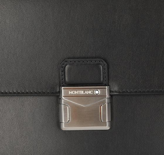 Meisterstück Urban Aktentasche mit einem Hauptfach 39 cm black