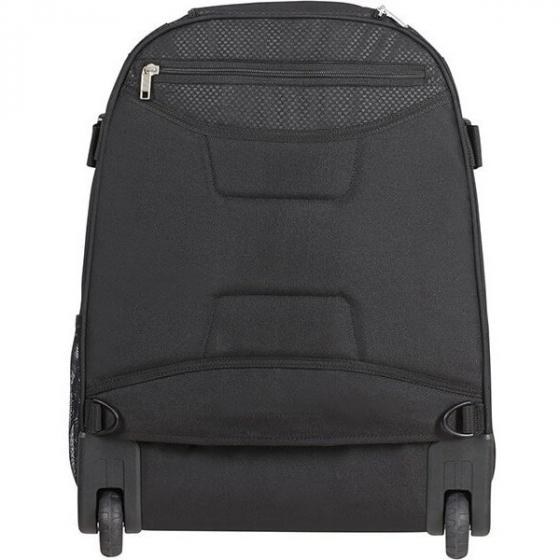 Sonora Rucksacktrolley mit Laptopfach 55/20 cm black