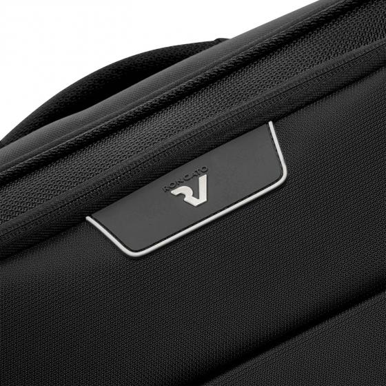 Joy 4-Rollen-Kabinentrolley USB S 55 cm black
