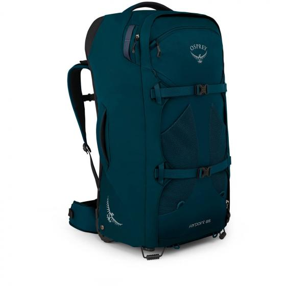 Farpoint Wheels 65 Rucksacktrolley 70 cm petrol blue