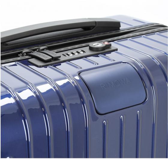 Essential Lite Cabin 53 blau glänzend
