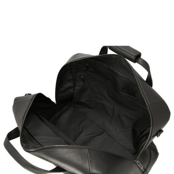 Roadster Leather Weekender 51 cm black