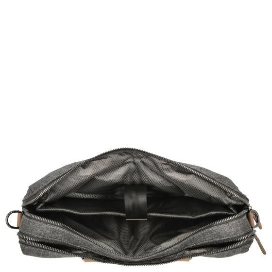 Luce Businesstasche groß 39 cm grau