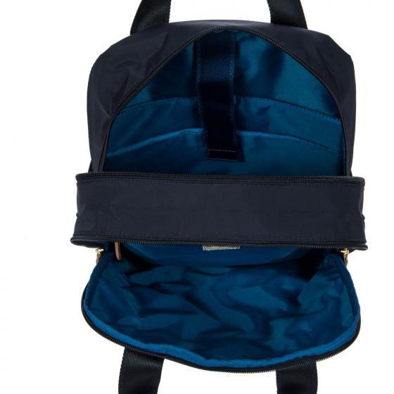 X-Travel Urban Backpack M 36 cm ocean blue