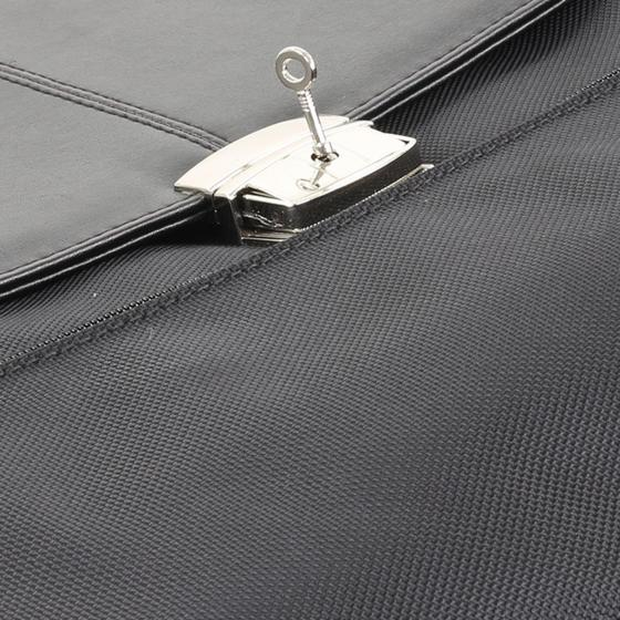 Basic Line Aktenmappe 45 cm schwarz