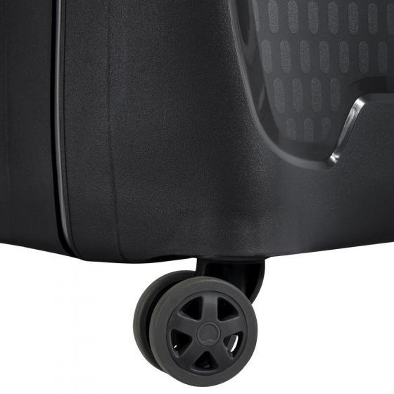 Moncey 4-Rollen-Trolley 82 cm schwarz