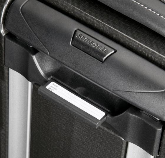 Lite-Biz 4-Rollen-Kabinentrolley S 55 cm  USB midnight blue