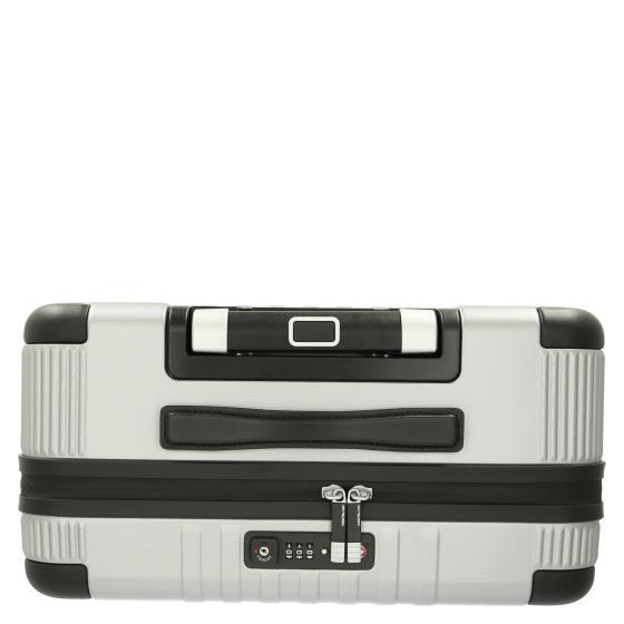 #MY4810 2-Rollen-Businesstrolley 43 cm silver