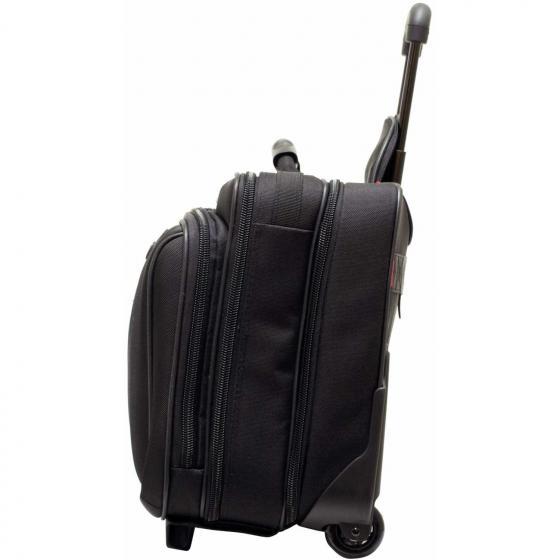 "600659 Granada 2-Rollen-Businesstrolley 42 cm 17"" black grey"