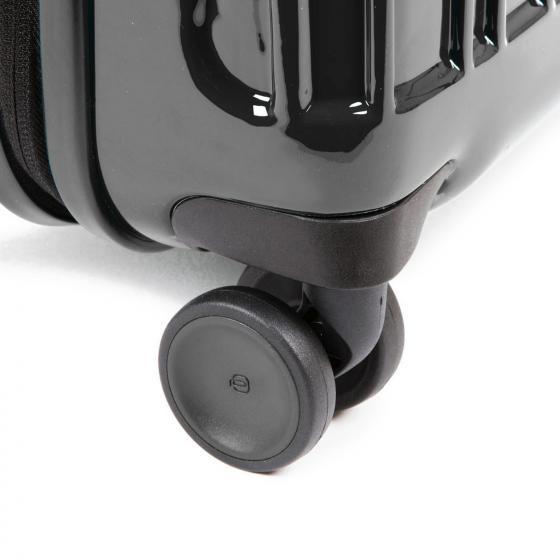 Seeker Ultra Slim 4-Rollen-Kabinentrolley S 55 cm red