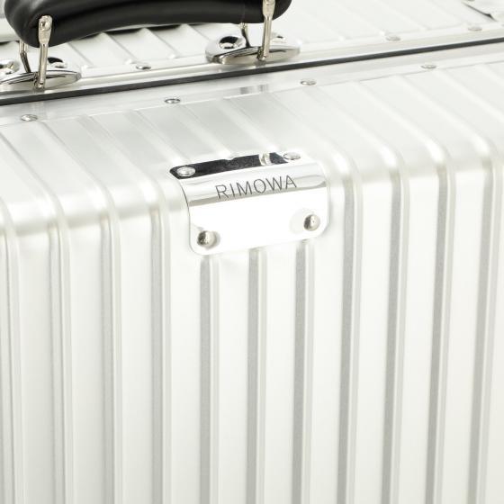 Classic Cabin S 52 silber