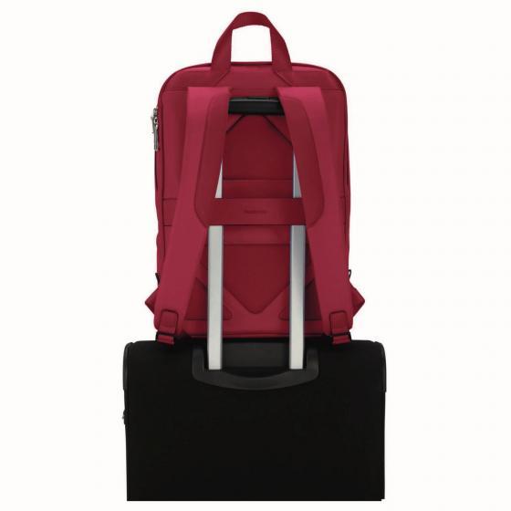 "Activ-Eight Zippered Rucksack 15.6"" magenta"