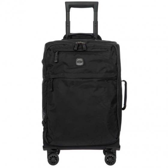 X-Travel 4-Rollen-Kabinentrolley S 55 cm black