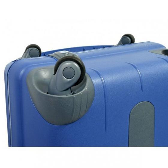 Ghibli 4-Rollen-Trolley M 68 cm avio blue