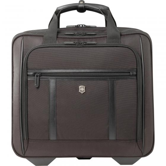Werks Professional 2.0 2-Rollen-Businesstrolley black