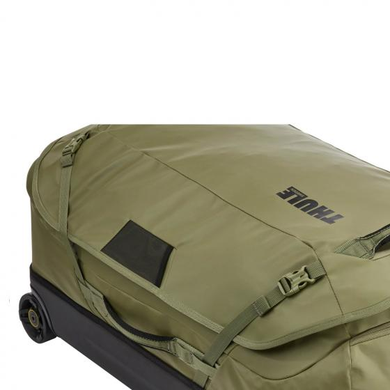 """Chasm Wheeled Duffel Rollenreisetasche 81/32"""" cm olivine"""