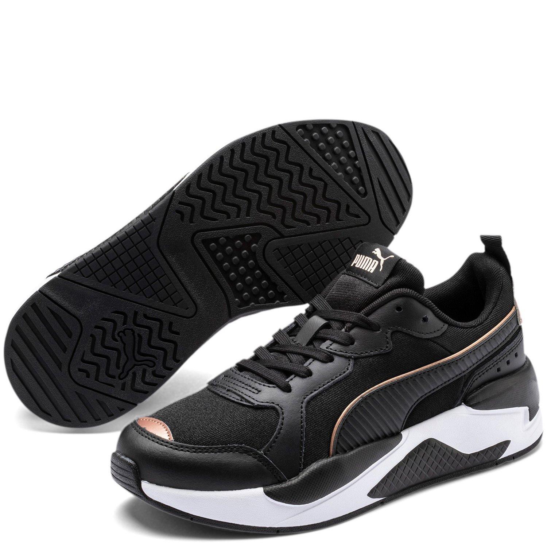 Puma Women X Ray Metallic Sneaker Schuh 373072